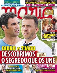 capa Maria de 14 novembro 2019