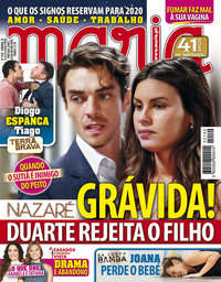 capa Maria de 21 novembro 2019