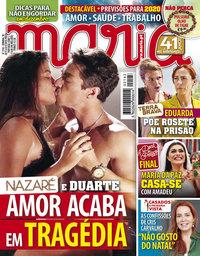 capa Maria de 28 novembro 2019