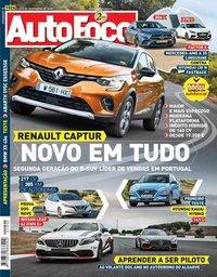 capa Revista Auto Foco de 7 novembro 2019