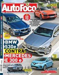 capa Revista Auto Foco de 14 novembro 2019
