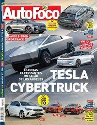 capa Revista Auto Foco de 28 novembro 2019