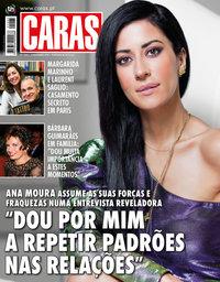 capa Revista Caras de 7 novembro 2019