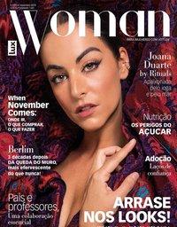 capa Revista Lux WOMAN