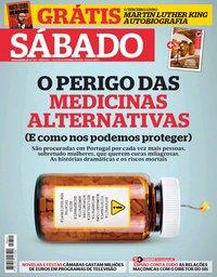 capa Revista Sábado de 7 novembro 2019