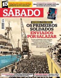 capa Revista Sábado de 21 novembro 2019