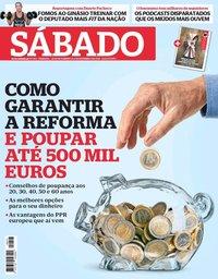 capa Revista Sábado de 28 novembro 2019