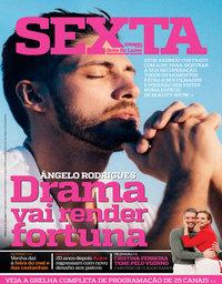 capa Revista Sexta de 15 novembro 2019