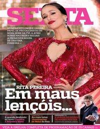 capa Revista Sexta de 22 novembro 2019
