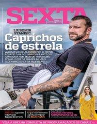 capa Revista Sexta de 29 novembro 2019