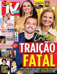 capa Revista TV Guia de 1 novembro 2019
