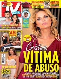 capa Revista TV Guia de 8 novembro 2019