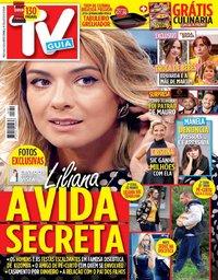capa Revista TV Guia de 15 novembro 2019