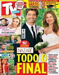 capa Revista TV Guia de 22 novembro 2019