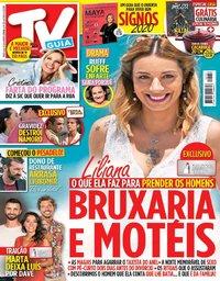 capa Revista TV Guia de 29 novembro 2019