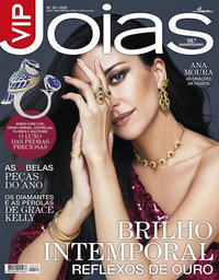 capa Revista Vip Jóias