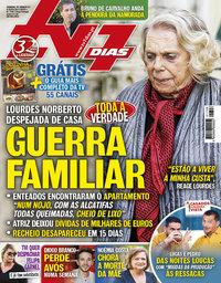 capa TV7 Dias de 22 novembro 2019
