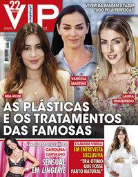 capa VIP de 2 novembro 2019