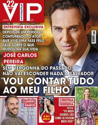 capa VIP de 16 novembro 2019