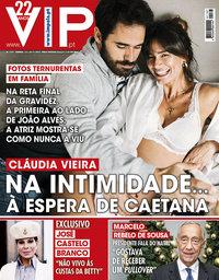 capa VIP de 23 novembro 2019