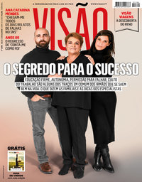 capa Visão de 21 novembro 2019