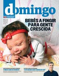 capa Domingo CM de 1 dezembro 2019