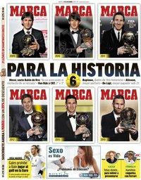 capa Jornal Marca de 3 dezembro 2019