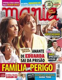 capa Maria de 5 dezembro 2019