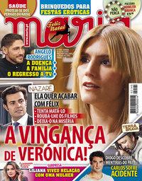 capa Maria de 12 dezembro 2019