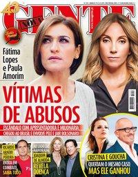 capa Nova Gente de 18 dezembro 2019