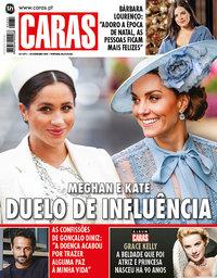 capa Revista Caras de 26 dezembro 2019