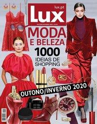 capa Revista Lux Moda