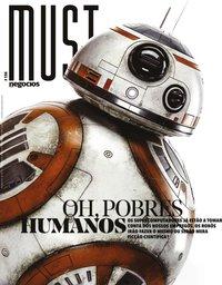 capa de Revista Must Negócios