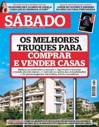 capa Revista Sábado de 12 dezembro 2019