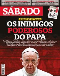 capa Revista Sábado de 19 dezembro 2019