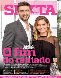 capa Revista Sexta de 6 dezembro 2019