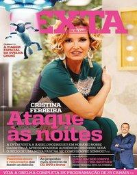 capa Revista Sexta de 13 dezembro 2019