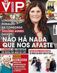 capa VIP de 21 dezembro 2019