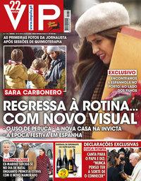 capa VIP de 28 dezembro 2019