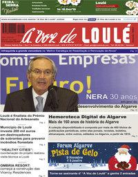 capa A voz de Loulé