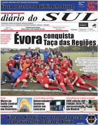 capa Diário do Sul