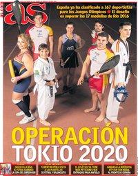 capa Jornal As de 2 janeiro 2020