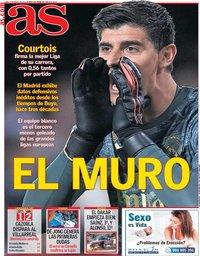 capa Jornal As de 6 janeiro 2020