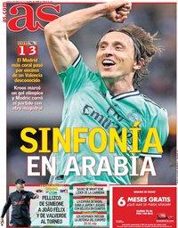 capa Jornal As de 9 janeiro 2020