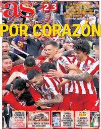 capa Jornal As de 10 janeiro 2020