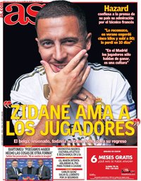 capa Jornal As de 15 janeiro 2020