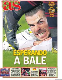 capa Jornal As de 17 janeiro 2020