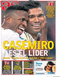 capa Jornal As de 19 janeiro 2020