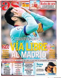 capa Jornal As de 26 janeiro 2020