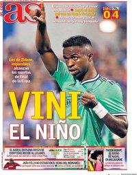 capa Jornal As de 30 janeiro 2020